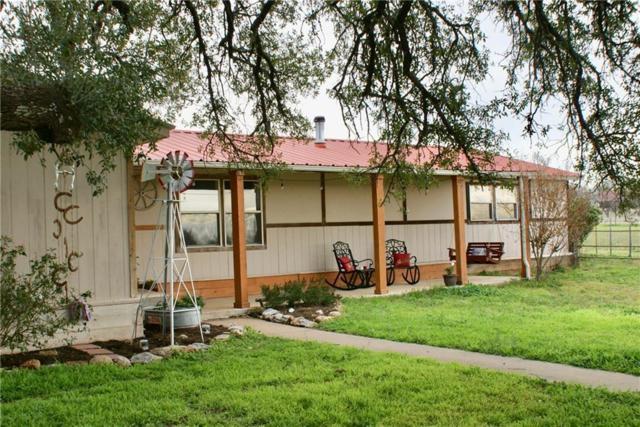 284 County Road 116, Llano, TX 78643 (#8882436) :: Papasan Real Estate Team @ Keller Williams Realty