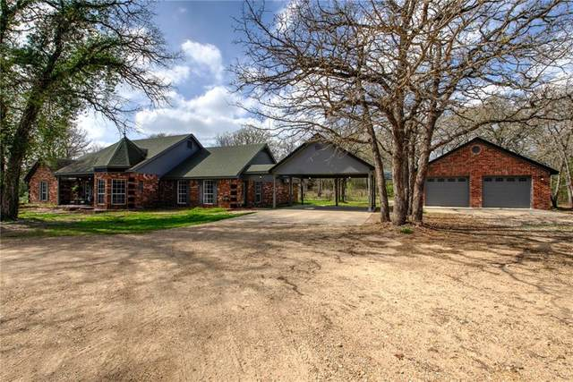 2771 North Hwy 77, Rockdale, TX 76567 (#8883274) :: Realty Executives - Town & Country