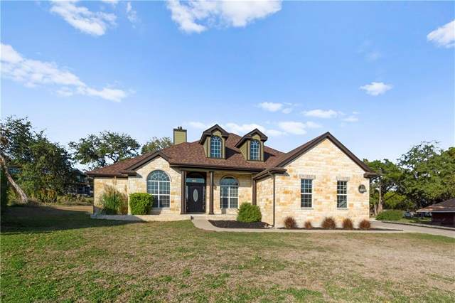 304 Venture Blvd S, Point Venture, TX 78645 (MLS #8884613) :: Brautigan Realty