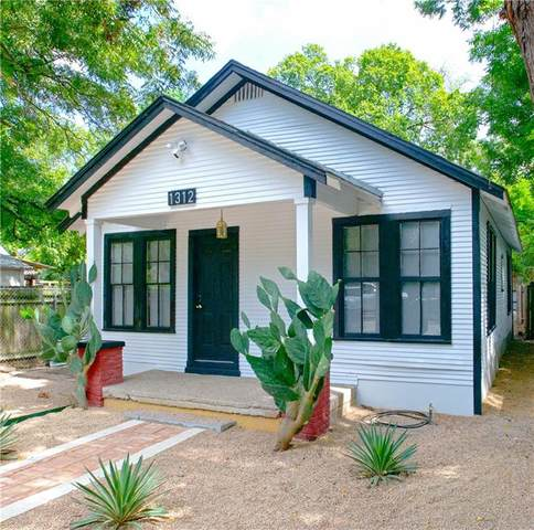 1312 Willow St, Austin, TX 78702 (#8885284) :: 12 Points Group
