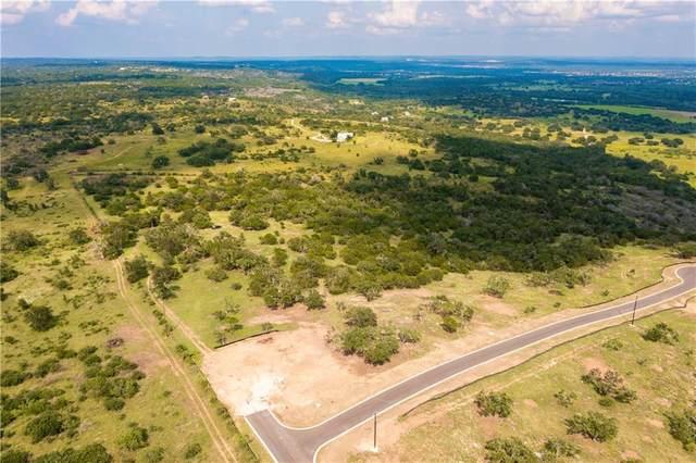 TBD High Range Dr, Kingsland, TX 78639 (#8885344) :: Ben Kinney Real Estate Team
