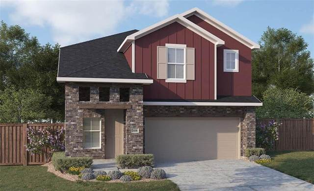 8110 Prairie Rye Dr, Lago Vista, TX 78645 (#8886367) :: All City Real Estate