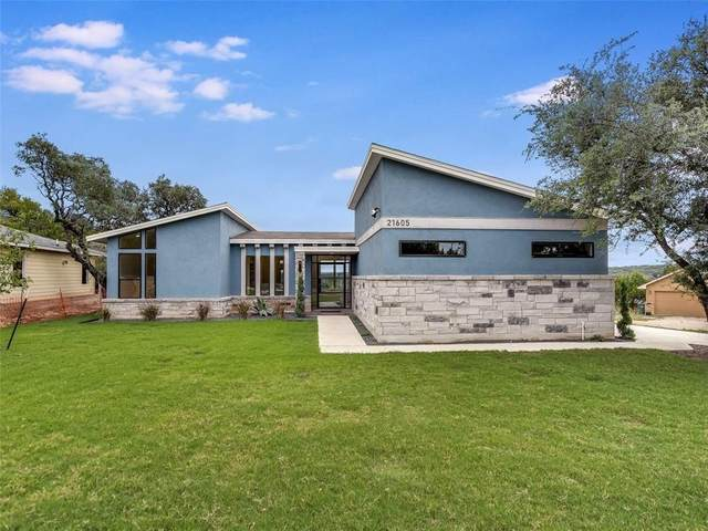 21605 Santa Carlo Ave, Lago Vista, TX 78645 (#8886426) :: Green City Realty