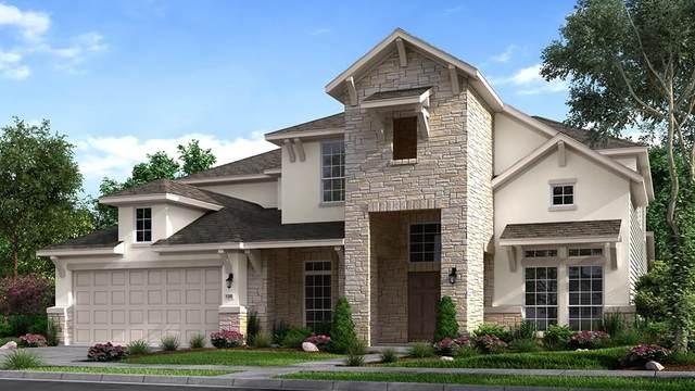1529 Da Vinci Trl, Leander, TX 78641 (#8887101) :: Papasan Real Estate Team @ Keller Williams Realty