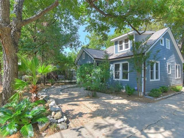 1502 Hether St, Austin, TX 78704 (#8887888) :: Front Real Estate Co.