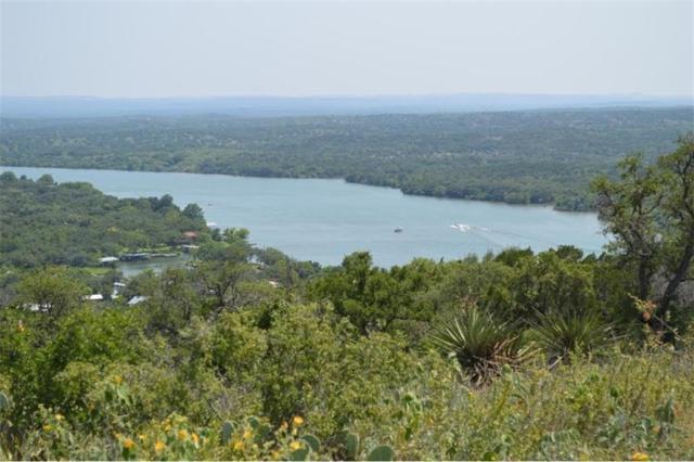 Lot 37 Lookout Mountin, Kingsland, TX 78639 (#8889389) :: The ZinaSells Group