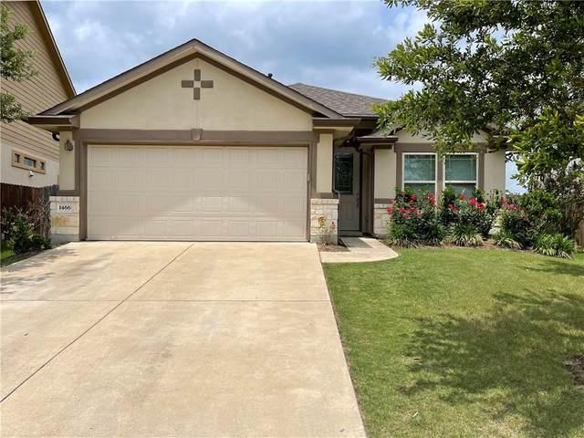 1466 Heep Run, Buda, TX 78610 (#8891172) :: Papasan Real Estate Team @ Keller Williams Realty