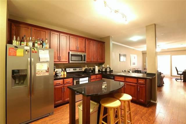 910 W 25th St #505, Austin, TX 78705 (MLS #8892244) :: Vista Real Estate