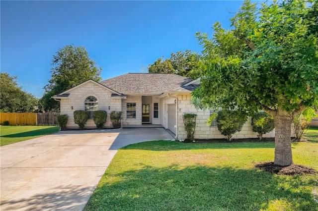 2300 Castlewood Trl, Leander, TX 78641 (#8895224) :: Papasan Real Estate Team @ Keller Williams Realty