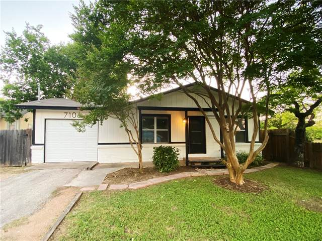 7106 Providence Dr, Austin, TX 78752 (#8897912) :: The Heyl Group at Keller Williams