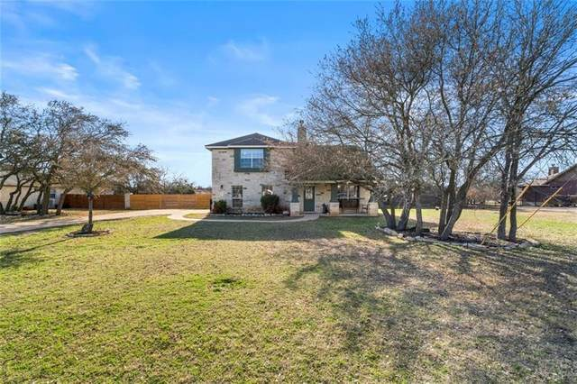 217 Polo Pony, Liberty Hill, TX 78642 (#8899631) :: RE/MAX IDEAL REALTY
