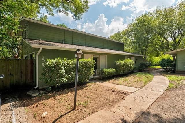 609 E 43rd St, Austin, TX 78751 (#8899879) :: Ben Kinney Real Estate Team