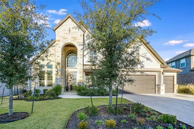 1528 Bardella Dr, Leander, TX 78641 (#8900530) :: Azuri Group | All City Real Estate
