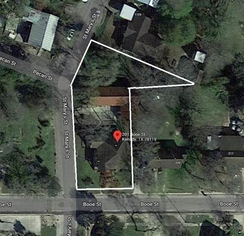 201 Booe Street, Kenedy, TX 78119 (#8901804) :: First Texas Brokerage Company