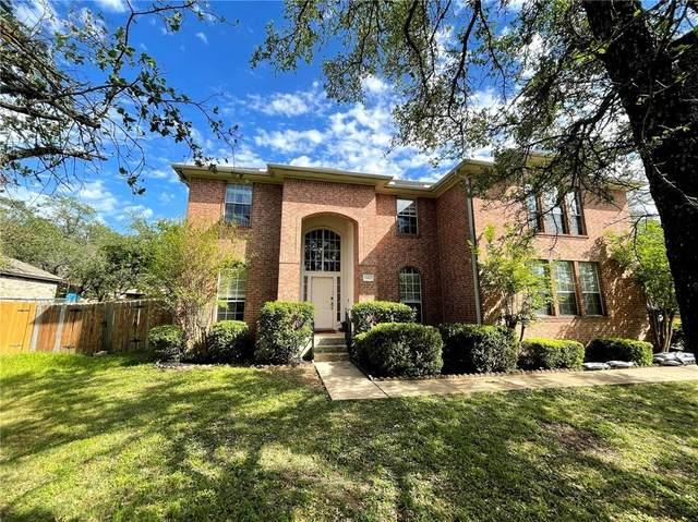 13107 Running Doe Ln, Cedar Park, TX 78613 (#8902464) :: Papasan Real Estate Team @ Keller Williams Realty