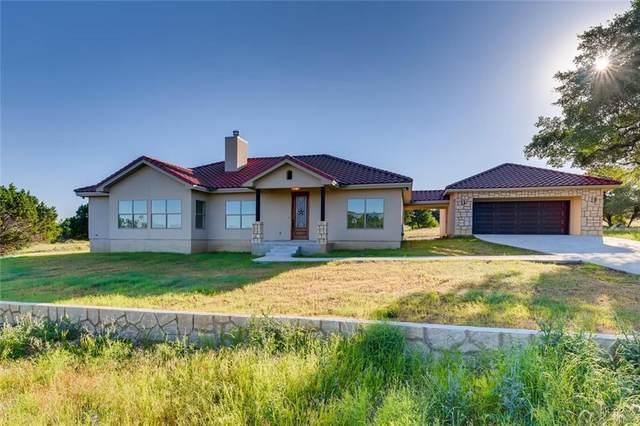 903 Panorama Pass, Horseshoe Bay, TX 78657 (#8905106) :: Papasan Real Estate Team @ Keller Williams Realty