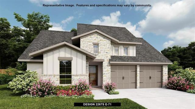 109 San Domenico Cv, Georgetown, TX 78628 (#8905405) :: The ZinaSells Group