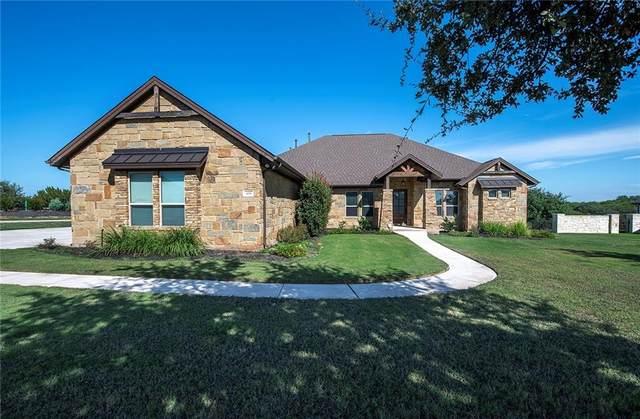 109 Quiet Oak Cv, Liberty Hill, TX 78642 (#8908517) :: First Texas Brokerage Company
