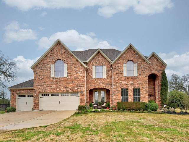 605 Shelf Rock, Driftwood, TX 78619 (#8913048) :: Zina & Co. Real Estate