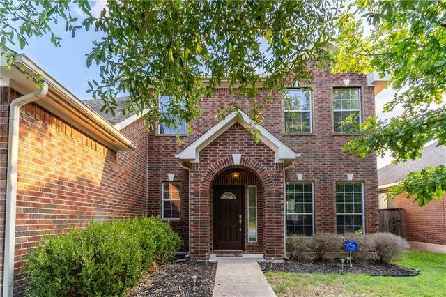 13432 Breezy Meadow Ln, Manor, TX 78653 (#8915300) :: The Perry Henderson Group at Berkshire Hathaway Texas Realty