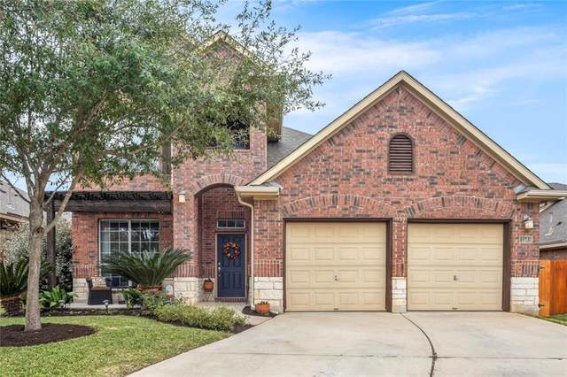 3545 Dolomite Trl, Round Rock, TX 78681 (#8916692) :: RE/MAX IDEAL REALTY