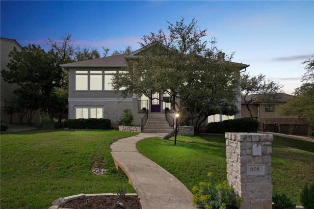 608 Eagle, Lakeway, TX 78734 (#8917439) :: Carter Fine Homes - Keller Williams NWMC
