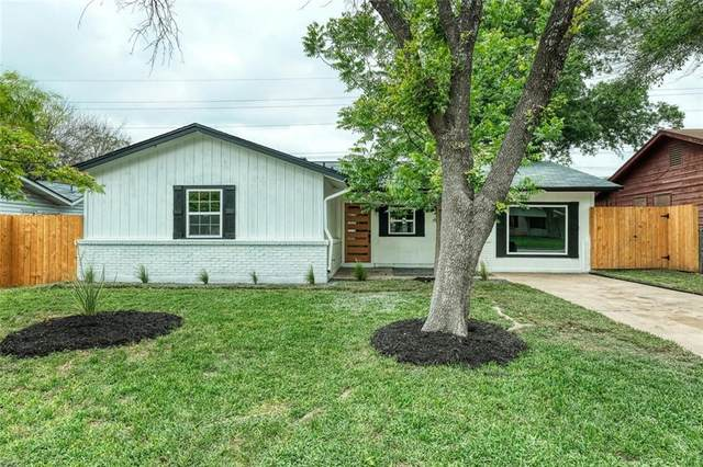 9102 Shepard Dr, Austin, TX 78753 (#8917482) :: Ben Kinney Real Estate Team