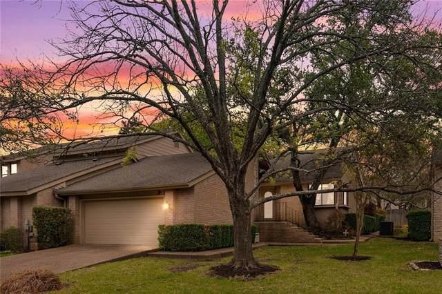 9518 Topridge Dr #9, Austin, TX 78750 (#8917657) :: Watters International