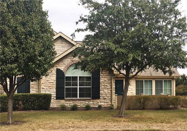 30 Wildwood Dr #32, Georgetown, TX 78633 (#8918375) :: Papasan Real Estate Team @ Keller Williams Realty