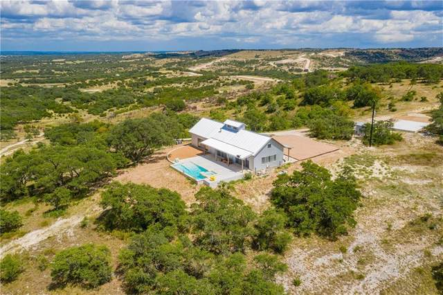 595 Vista Verde, Blanco, TX 78606 (#8919061) :: The Perry Henderson Group at Berkshire Hathaway Texas Realty