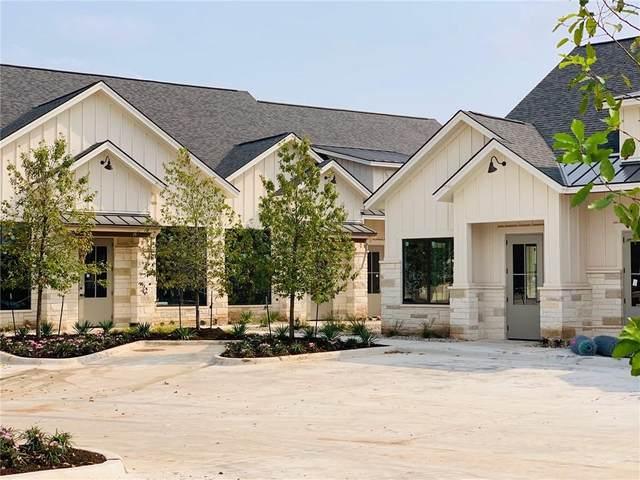 700 Market St #202, Cedar Park, TX 78613 (#8919251) :: The Myles Group | Austin