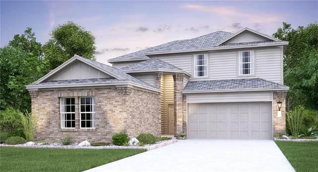 124 Milestone Circle, San Marcos, TX 78666 (#8919708) :: The Perry Henderson Group at Berkshire Hathaway Texas Realty