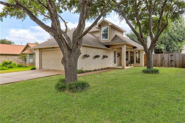 2303 Willow Way, Round Rock, TX 78664 (#8925053) :: The Perry Henderson Group at Berkshire Hathaway Texas Realty