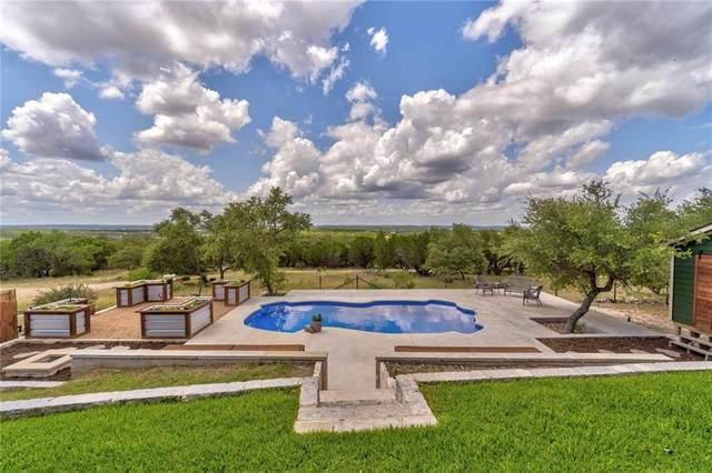 1076 Hidden Hills Dr, Dripping Springs, TX 78620 (#8925488) :: The Heyl Group at Keller Williams