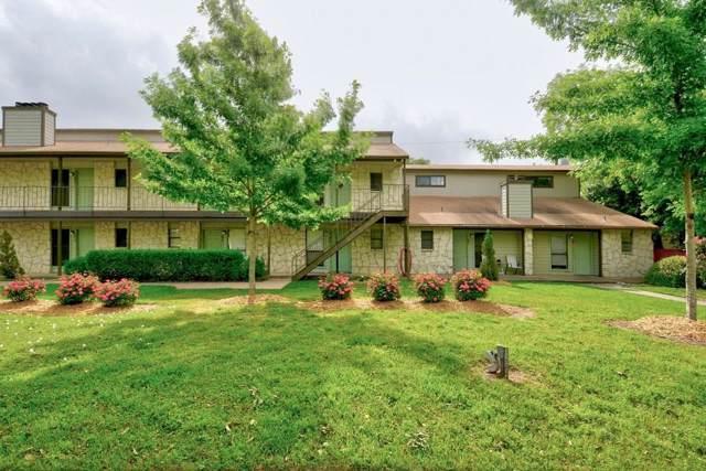 4307 S 1st St #108, Austin, TX 78745 (#8926549) :: Lauren McCoy with David Brodsky Properties