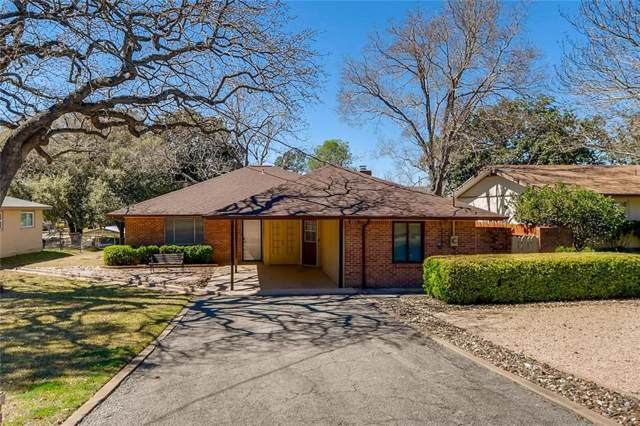 203 Robin Rd, Marble Falls, TX 78654 (#8927517) :: Ben Kinney Real Estate Team