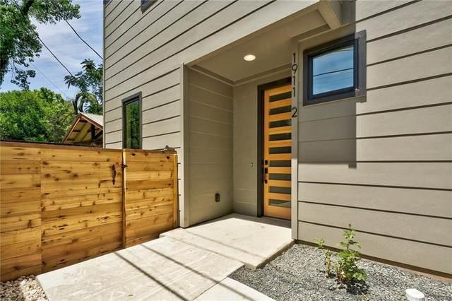 1911 Canterbury St #2, Austin, TX 78702 (#8932302) :: Papasan Real Estate Team @ Keller Williams Realty