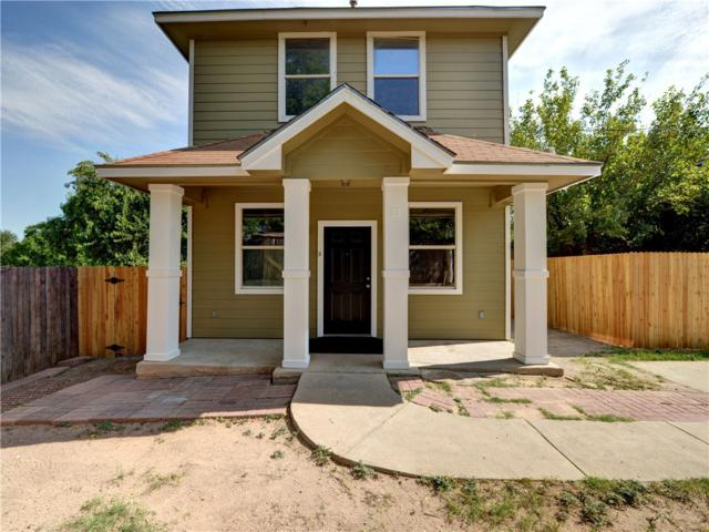 7214 Bethune Ave B, Austin, TX 78752 (#8934222) :: Amanda Ponce Real Estate Team