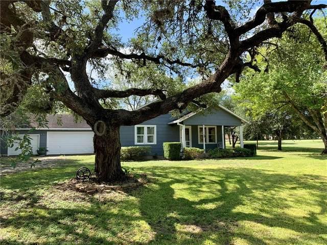 228 E 9th St, Flatonia, TX 78941 (MLS #8934397) :: Green Residential