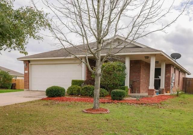 12733 William Harrison St, Manor, TX 78653 (#8935848) :: Papasan Real Estate Team @ Keller Williams Realty