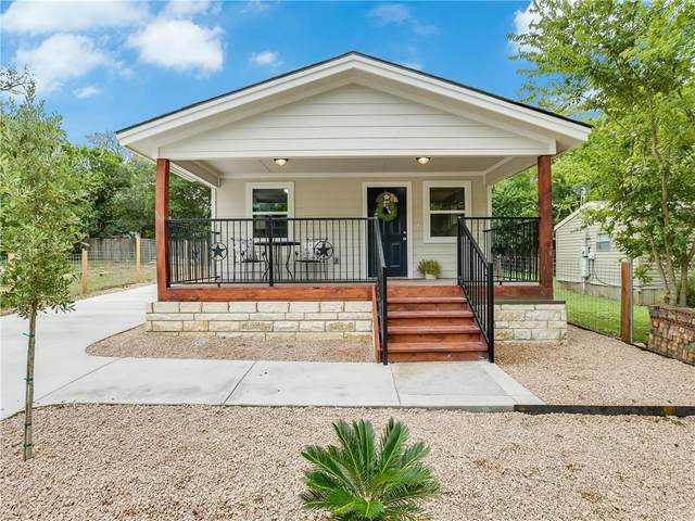 812 First St, Lockhart, TX 78644 (MLS #8937292) :: Brautigan Realty
