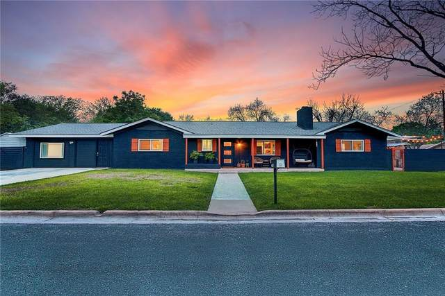 1407 E 19th St, Georgetown, TX 78626 (#8939694) :: First Texas Brokerage Company