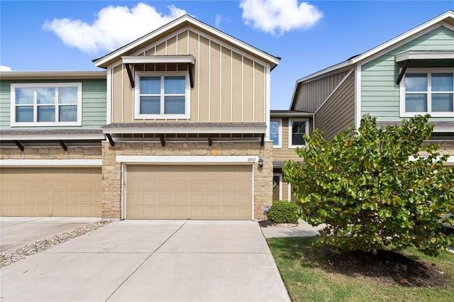 1620 Bryant Dr #2802, Round Rock, TX 78664 (#8941163) :: Realty Executives - Town & Country