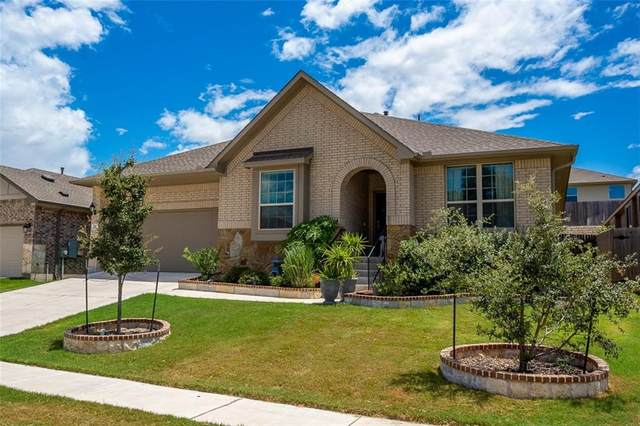 152 Kirkhill St, Hutto, TX 78634 (#8941963) :: The Perry Henderson Group at Berkshire Hathaway Texas Realty