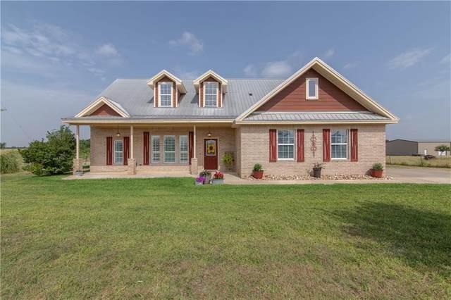 9122 Stinnett Mill Rd, Salado, TX 76571 (#8946792) :: RE/MAX Capital City