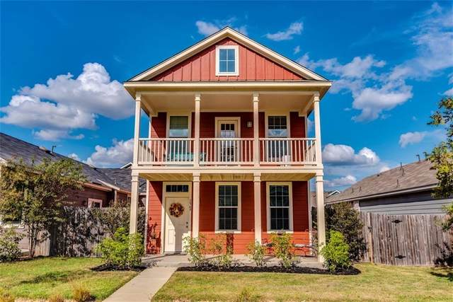 1549 Arbor Knot Dr, Kyle, TX 78640 (#8947244) :: Zina & Co. Real Estate