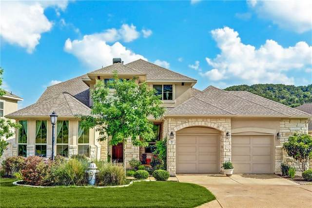 312 Highland Village Dr, Austin, TX 78738 (#8948522) :: Watters International