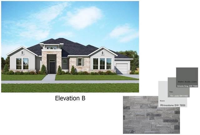 413 Ocate Mesa Trl, Liberty Hill, TX 78642 (#8949565) :: Papasan Real Estate Team @ Keller Williams Realty