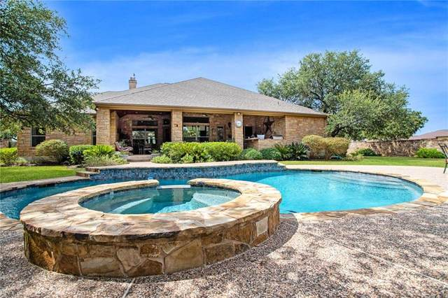 156 Silverado Dr, Georgetown, TX 78633 (#8950705) :: The Perry Henderson Group at Berkshire Hathaway Texas Realty