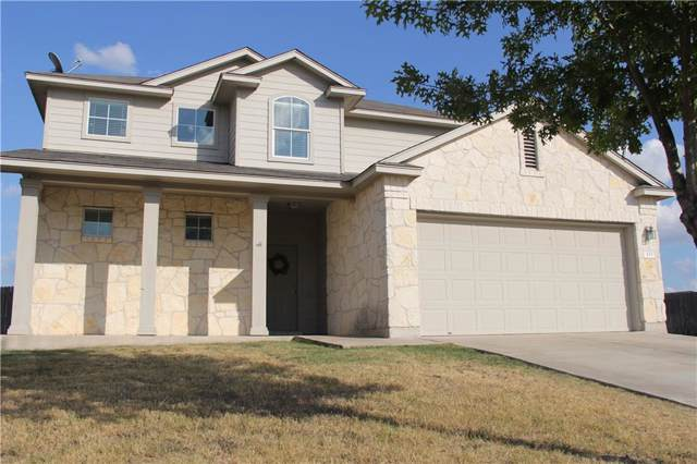 333 Baldwin St, Hutto, TX 78634 (#8952122) :: The Perry Henderson Group at Berkshire Hathaway Texas Realty